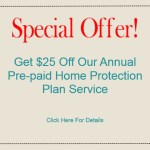 Home Protection Plan Special Offer